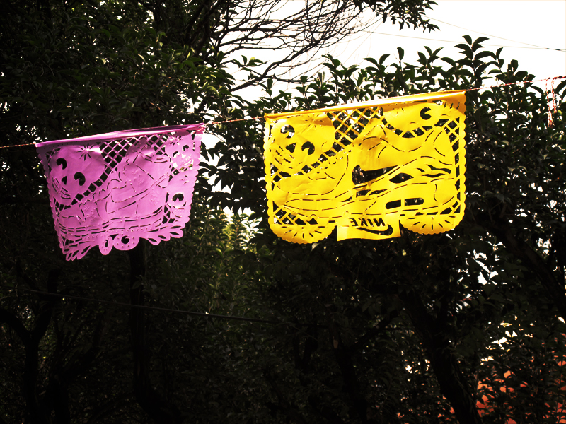 GUERRILLA PAPEL PICADO